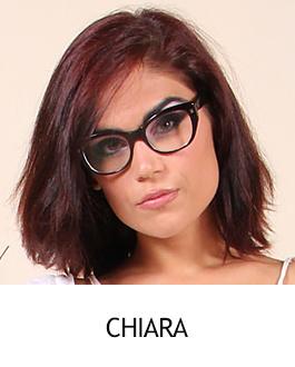 Chiara - NylonFeetLove