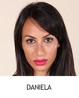 Daniela - NylonFeetLove
