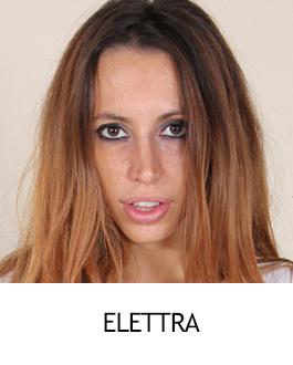 Elettra - NylonFeetLove
