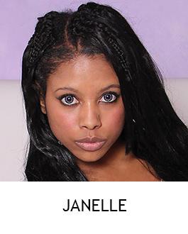 Janelle - NylonUp