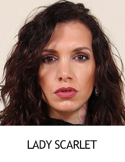 Lady Scarlet - FootFetishBeauties