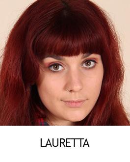 Lauretta - NylonFeetLove