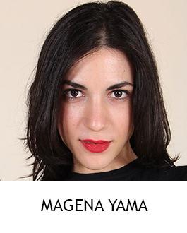 Magena Yama - NylonUp