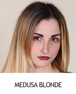 Medusa Blonde - NylonUp