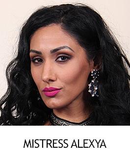 Mistress Alexya - NylonFeetLove