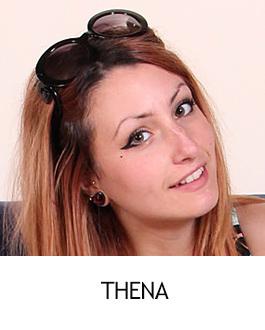 Thena - NylonFeetLove